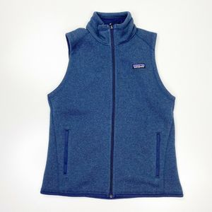 Patagonia Vest Fleece Lined Better Sweater